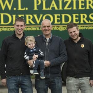 3 generaties van Plaizier